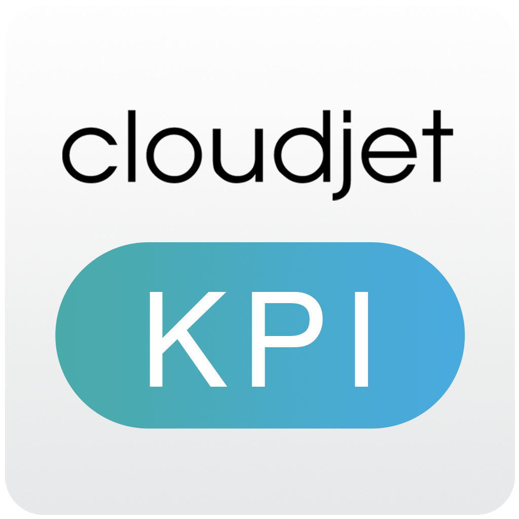 icon cloudjet kpi